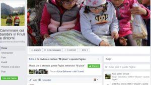 Montagna: camminare coi bambini in Friuli e dintorni