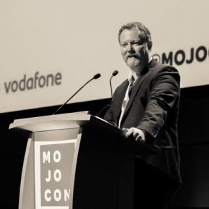 Mobile journalism: il re è Glen Mulcahy
