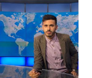 Mobile journalism: Yusuf Omar