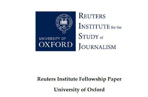 ricerca sul mobile journalism