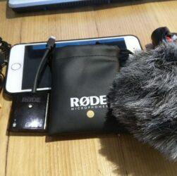 microfoni per smartphone