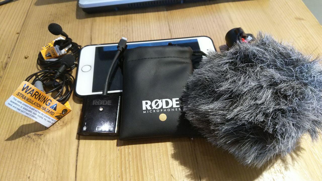 microfoni per smartphone[:]