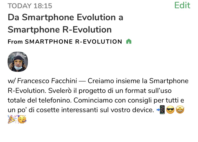 Smartphone R-Evolution